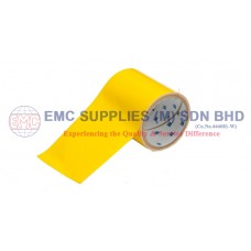 Brady Solid Coloured ToughStripe Floor Marking Tape (104312, 104342, 104372)