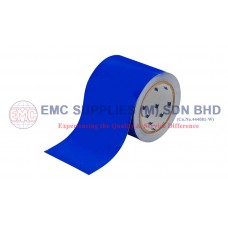 Brady Solid Coloured ToughStripe Floor Marking Tape (104314, 104344, 104374)