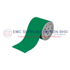 Brady Solid Coloured ToughStripe Floor Marking Tape (104315, 104345, 104375)