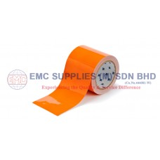 Brady Solid Coloured ToughStripe Floor Marking Tape (104316, 104346, 104376)