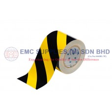 Brady Striped ToughStripe Floor Marking Tape (104317, 104347, 104377)