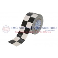 Brady Checkered ToughStripe Floor Marking Tape (121913, 121914, 121915)