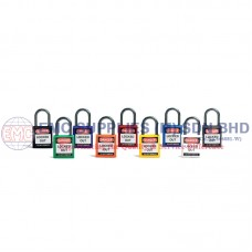 Brady Compact Safety Padlocks