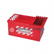 Brady Combined Lock Storage/ Group Lockout Box