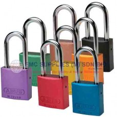 "Brady Aluminum Padlocks - 1-1/2"" Shackle"