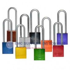 "Brady Aluminum Padlocks - 3"" Shackle"