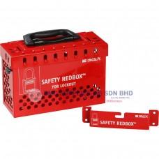 Brady Safety Redbox Group Lockout Box