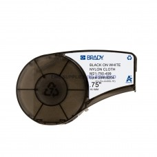 Brady BMP21 Series Nylon Cloth Wire and Cable Labels (B-499)