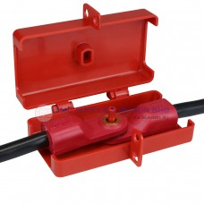 Brady BatteryBlock Battery Cable Lockout - Commercial Vehicle