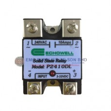 Echowell Solid State Relay P2410DL EMC Supplies (M) Sdn. Bhd. is an established supplier mainly supplying Electro, Mechanical Components. We are an authorised distributor for the brand Brady, RKC, Hubbell and Nitto.
