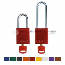 SafeKey Aluminum Lockout Padlocks